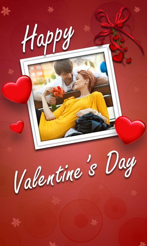 Valentines Day Photo LWP 8 تصوير الشاشة