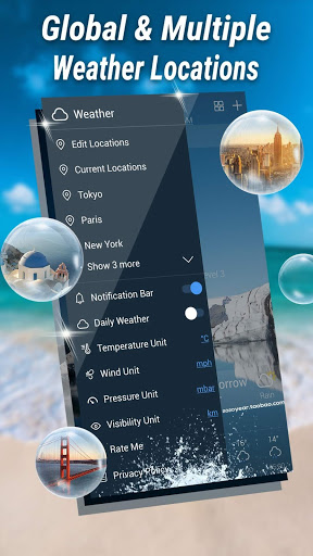 Weather Forecast - Weather Radar & Weather Live screenshot 5