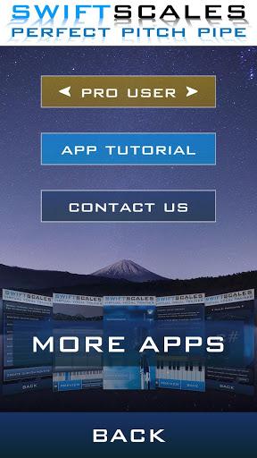 SWIFTSCALES Perfect Pitch Pipe screenshot 4