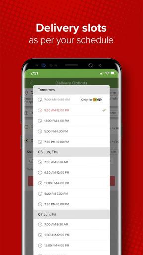 bigbasket - Online Grocery Shopping App скриншот 6