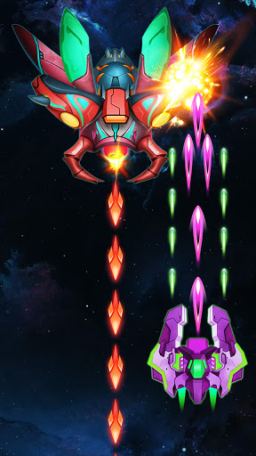Galaxy Invaders: Alien Shooter -Free Shooting Game 6 تصوير الشاشة
