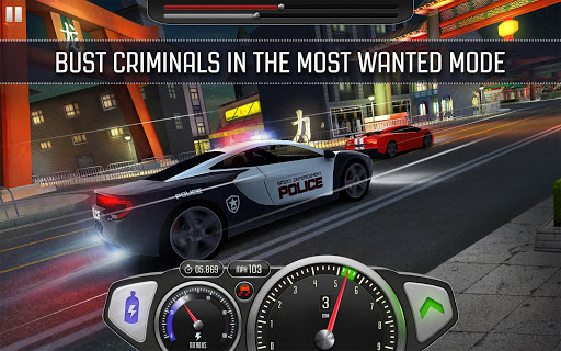 Top Speed: Drag & Fast Street Racing 3D screenshot 10
