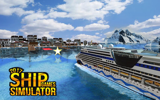 Ship Games Simulator : Ship Driving Games 2019 screenshot 9