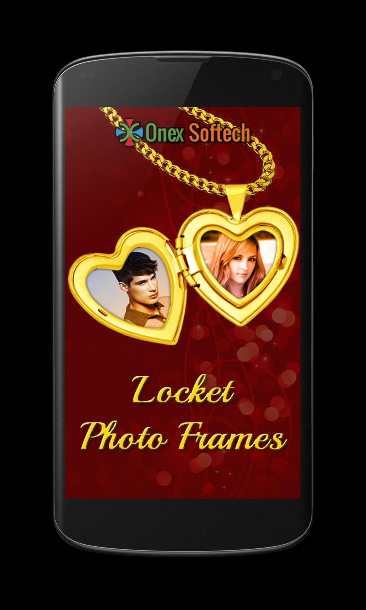 Love Locket Photo Frames screenshot 1