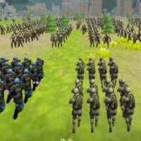 الحرب العالمية غيبوبة RTS on APKTom