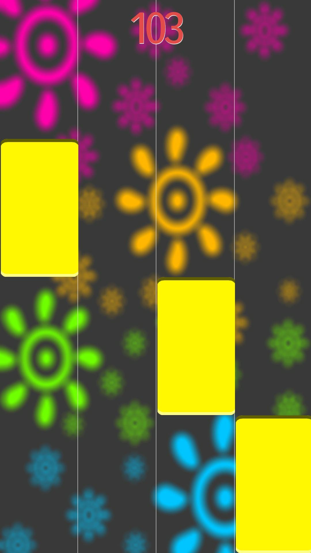 Superstar Piano - Midi Tiles 3 تصوير الشاشة