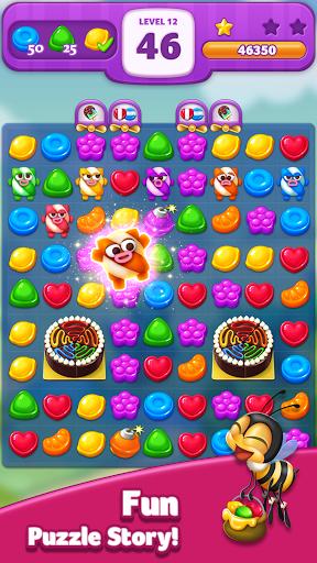 Lollipop: Sweet Taste Match 3 screenshot 2