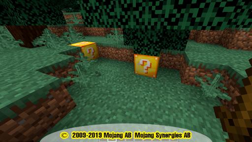 Lucky blocks for minecraft screenshot 2