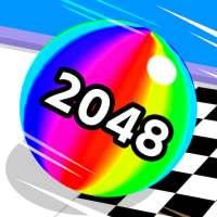 Ball Run 2048 on 9Apps