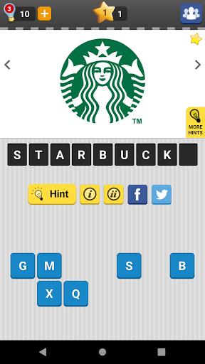 Logo Game: Guess Brand Quiz screenshot 3