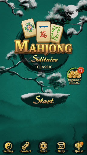 Mahjong Solitaire: Classic screenshot 5