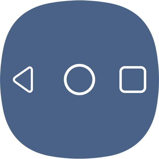 Navigation Bar for Android Assistive Control icon