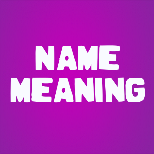 My Name Meaning أيقونة