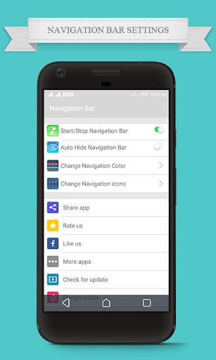 Navigation Bar for Android Assistive Control screenshot 2
