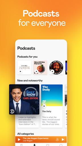 Deezer Music Player: Songs, Playlists & Podcasts screenshot 6