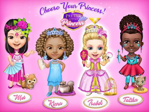 Pretty Little Princess - Dress Up, Hair & Makeup 10 تصوير الشاشة