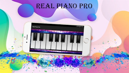 Real Piano Pro 2020 screenshot 1