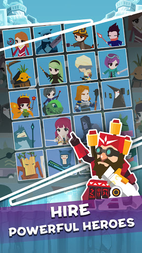 Tap Titans 2: Legends & Mobile Heroes Clicker Game 4 تصوير الشاشة