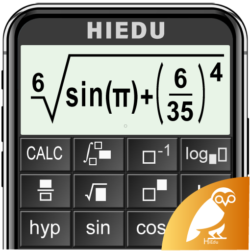 HiEdu Scientific Calculator : He-570 icon