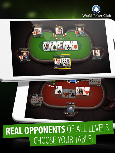 World Poker Club 4 تصوير الشاشة