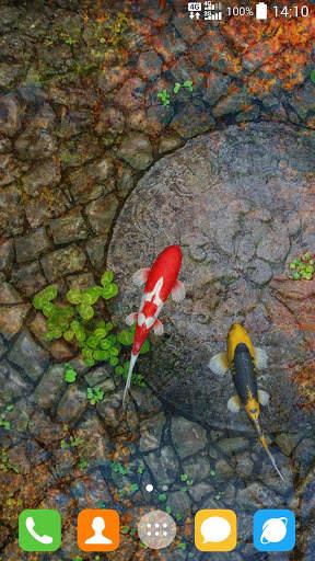 Water Garden Live Wallpaper screenshot 6