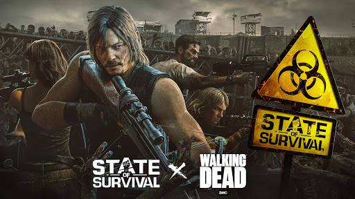 State of Survival: The Walking Dead Collaboration screenshot 1