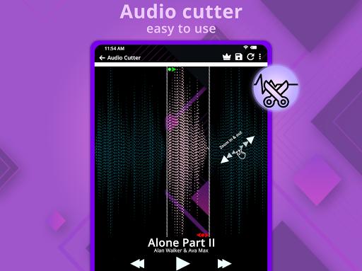Video Cutter - Music Cutter, Ringtone maker screenshot 8
