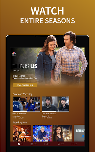 The NBC App - Stream Live TV and Episodes for Free screenshot 7