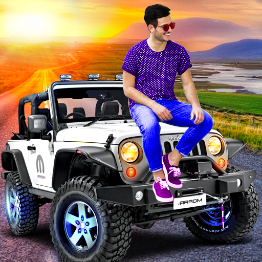 New Jeep Photo Editor - Photo Frames أيقونة