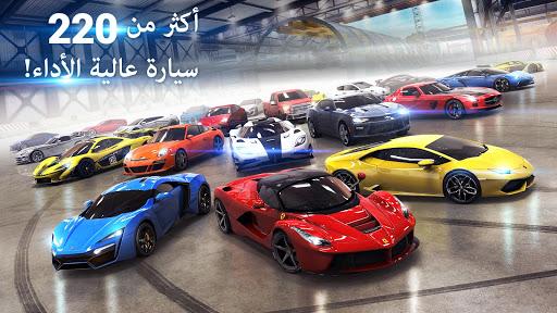 Asphalt 8: القيادة الهوائية - سباق سيارات ممتعة 2 تصوير الشاشة