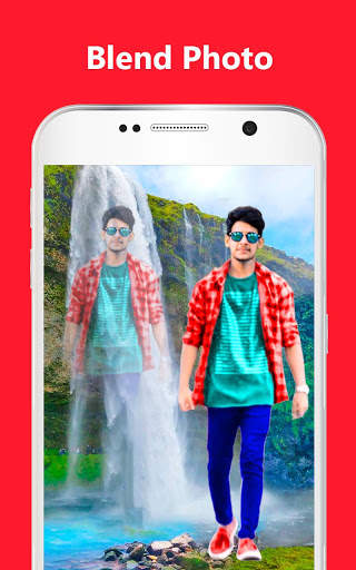 Waterfall Photo Editor and Photo Frames screenshot 22