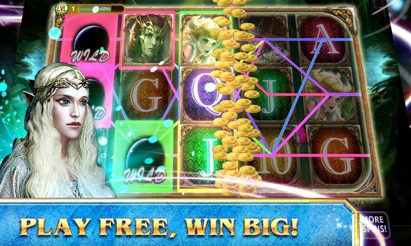 Slots Genies 3 تصوير الشاشة