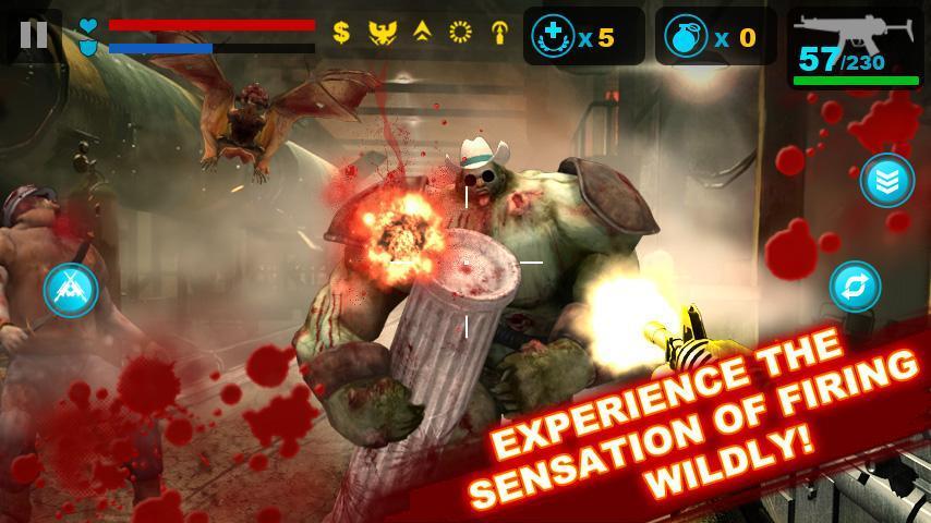 Zombie Frontier screenshot 4