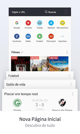 UC Browser - Navegador screenshot 1