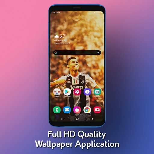 Ronaldo Wallpaper HD screenshot 6