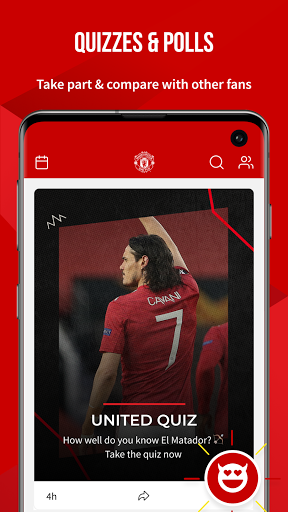 Manchester United Official App screenshot 6