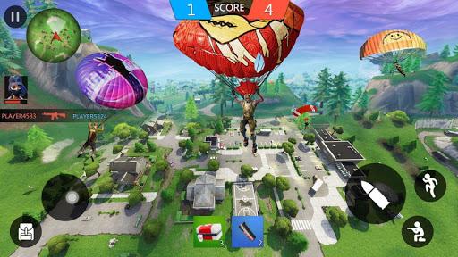 Cover Hunter - 3v3 Team Battle screenshot 2
