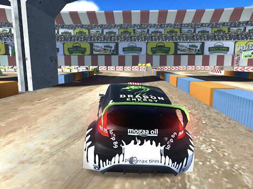 Rally Racer Dirt screenshot 13