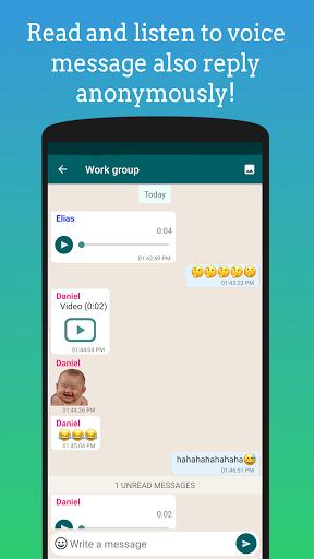 GB Chat Offline for WhatsApp - no last seen screenshot 3