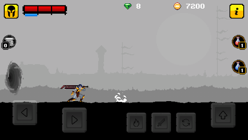 Dark Rage - Action RPG screenshot 12