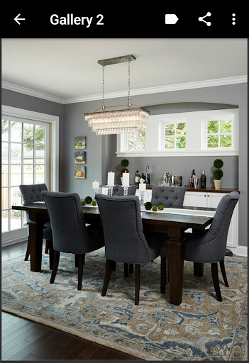 Dining Room Decorating Ideas screenshot 4