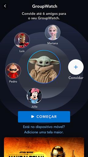 Disney  screenshot 8
