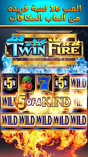 ألعاب ملهى Quick Hit - لعب ماكينات حظ مجانية 3 تصوير الشاشة