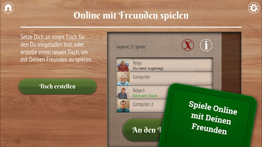 Schafkopf 3 تصوير الشاشة