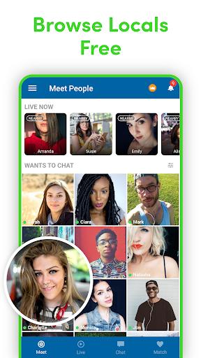 SKOUT - Meet, Chat, Go Live 4 تصوير الشاشة