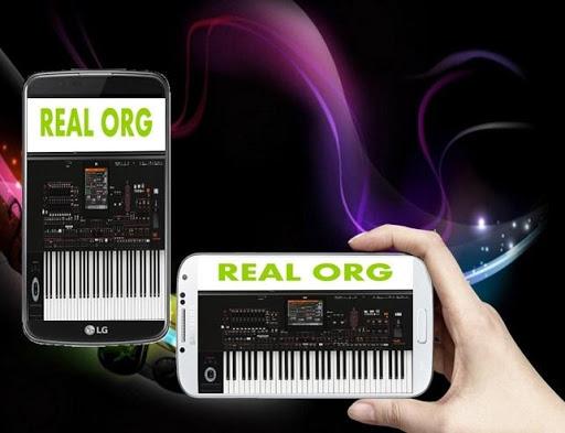 реальный орган играет скриншот 2