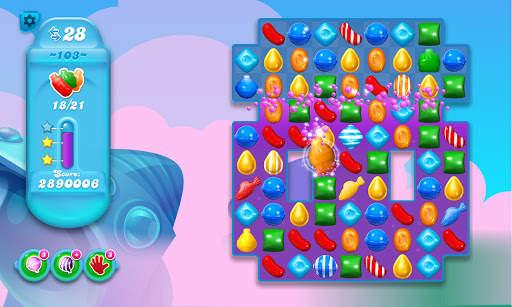 Candy Crush Soda Saga screenshot 7