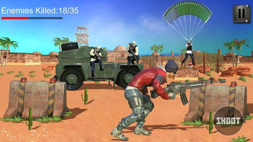 Alpha Sniper Shooting Strike स्क्रीनशॉट 3