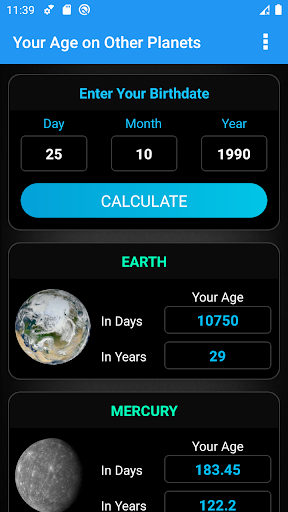 Age Calculator screenshot 8