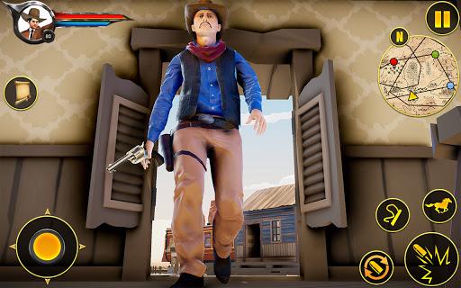 Cowboy Horse Riding Simulation screenshot 6